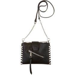 Christian LaCroix Aubrey Black Crossbody Handbag