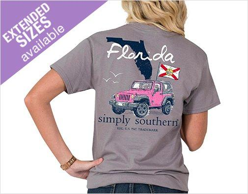 Simply Southern - Extended Sizes Available