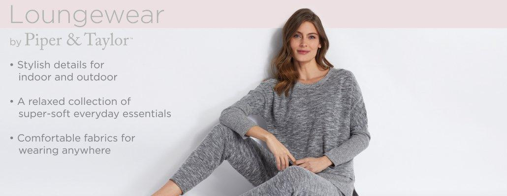 Loungewear by Piper & Taylor