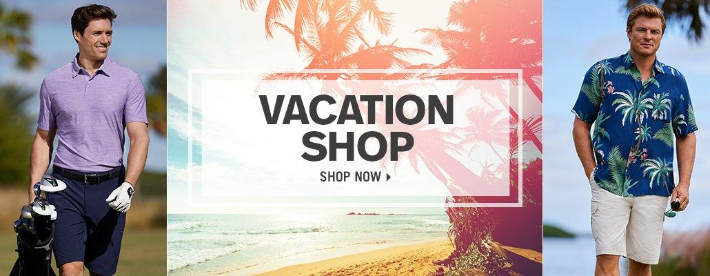 Vacation Shop - Shop Now