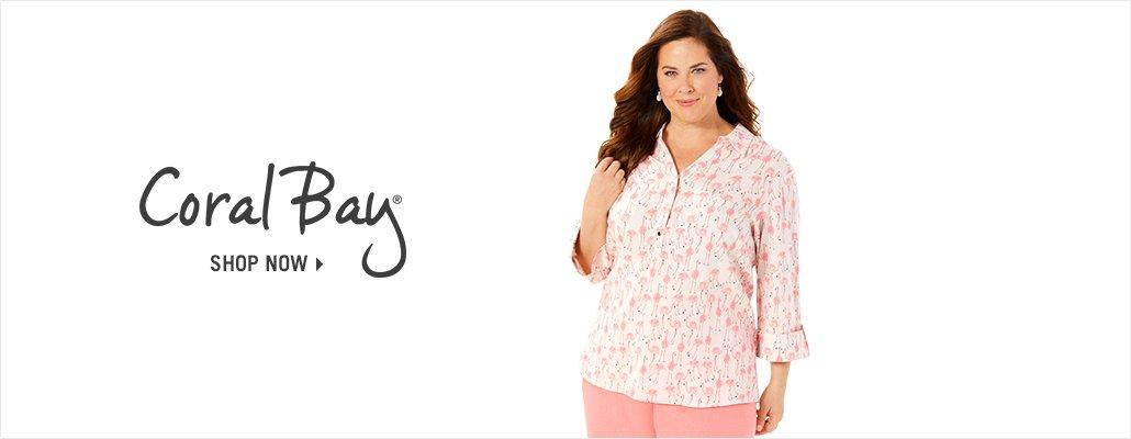 Coral Bay - Shop Now