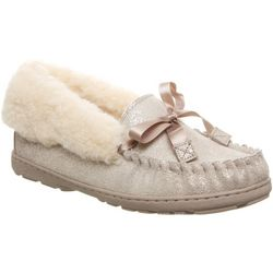 BEARPAW Womens Indio Moccasin Slippers