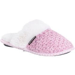 Muk Luks Womens Cindy Scuff Slippers