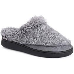 Muk Luks Womens Aileen Clog Slippers