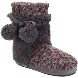 Muk Luks Womens Delanie Slippers