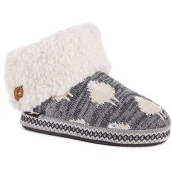 Muk Luks Womens Tenille Slippers