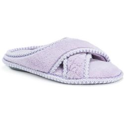 Muk Luks Womens Ada Slip-On Slippers