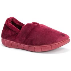 Muk Luks Womens Maxine Fleece Slippers