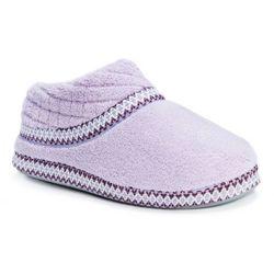 Muk Luks Womens Rita Micro Chenille Slippers