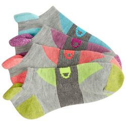 Champion Womens 4-pk. Heel Shield Ankle Socks