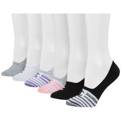 Champion Womens 6-pk. Double Dry Liner Socks