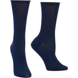 Womens Superlight Cotton Crew Socks