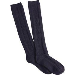 Hue Womens Cozy Knit Knee High Socks