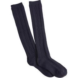 Womens Cozy Knit Knee High Socks