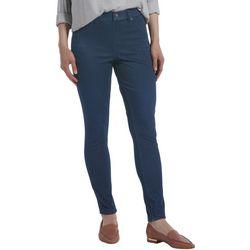 Hue Womens Ultra Soft High Waist Denim Leggings