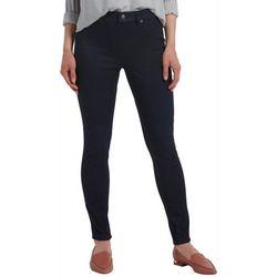 Womens Ultra Soft High Waist Denim Leggings