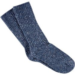 Hue Womens Tweed Ribbed Boot Socks