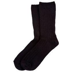 Hue Womens Solid Ribbed Boot Socks