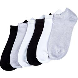 Womens 6-pk. Liner Socks