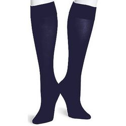 Hue Womens Soft Opaque Knee-High Socks