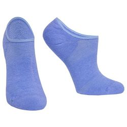 Hue Womens 3-pk. Cushioned Eco Low Cut Liner Socks