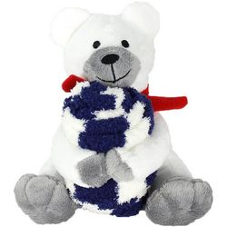 Minx NY Womens 2-pc. Polar Bear Cuddly Pet Sock Set