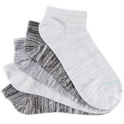 Skechers Womens 5-pk. Super Soft Low Cut Socks