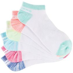 Skechers Womens 6-pk. Active Lightweight Low Cut Socks