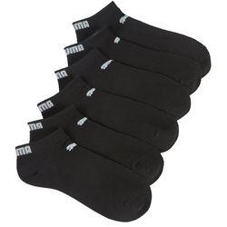 Puma Womens 6-pk. Superlite Solid Low Cut Socks