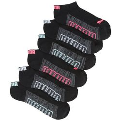 Puma Womens 6-pk. Sportstyle Spacedye Low Cut Socks