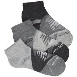 New Balance Womens 3-pk. Performance Cushioned Quarter Socks