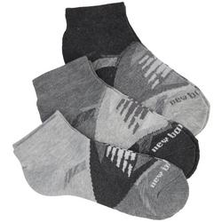 Womens 3-pk. Performance Cushioned Quarter Socks