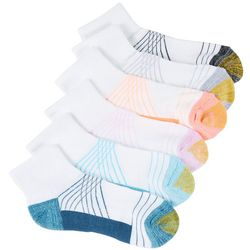 Gold Toe Womens 6-pk. Sport Half Cushion Quarter Socks