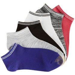 Gold Toe Womens 6-pk. Ultra Lite Liner Socks