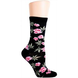 DAVCO Womens Miss Mary Crew Socks