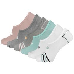 New Balance Womens 6-pk. Stripe Ultra Low No Show Socks