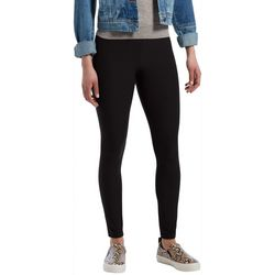 Hue Womens Solid Ultra Leggings