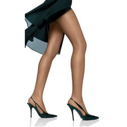 Hanes Silk Reflections Sandalfoot Pantyhose