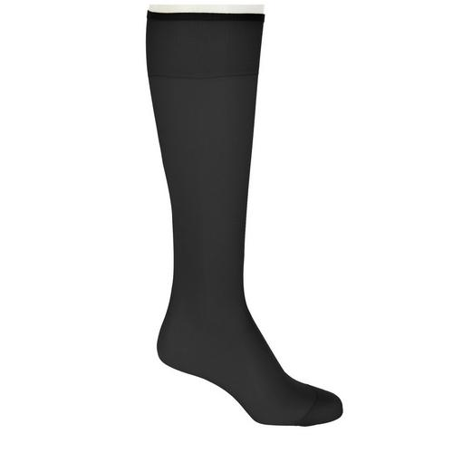 f5178c36812 Hanes Silk Reflections Reinforced Toe Knee-highs