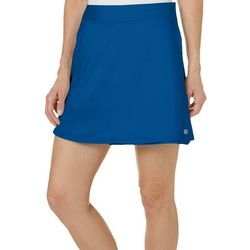 Reel Legends Womens Keep It Cool Reel Wrap Solid Skirt