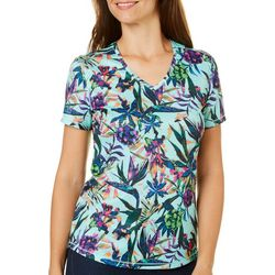 Reel Legends Womens Freeline Tropical Breeze T-Shirt