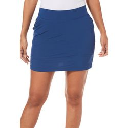Reel Legends Womens Solid Adventure Skort