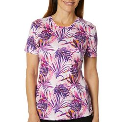 Reel Legends Womens Elite Comfort Tropical Dreams T-Shirt