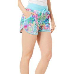 Reel Legends Womens Keep It Cool Digital Explosion Shorts
