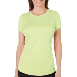 Reel Legends Womens Freeline Textured Top