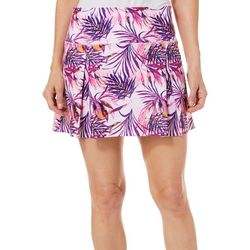 Reel Legends Womens Keep It Cool Tropical Dreams Skort