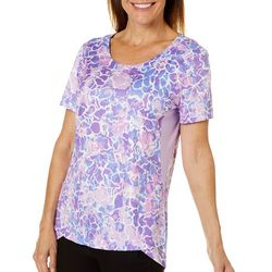 Reel Legends Womens Reel-Tec Underwater Short Sleeve Top