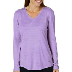 Reel Legends Womens Freeline Offshore Long Sleeve Top