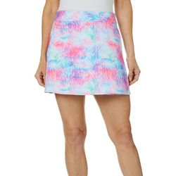 Reel Legends Womens Keep It Cool Coral Escape Wrap Skirt