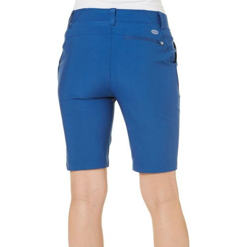 2933019f42df65 Reel Legends Womens Solid Outdoor Bermuda Shorts